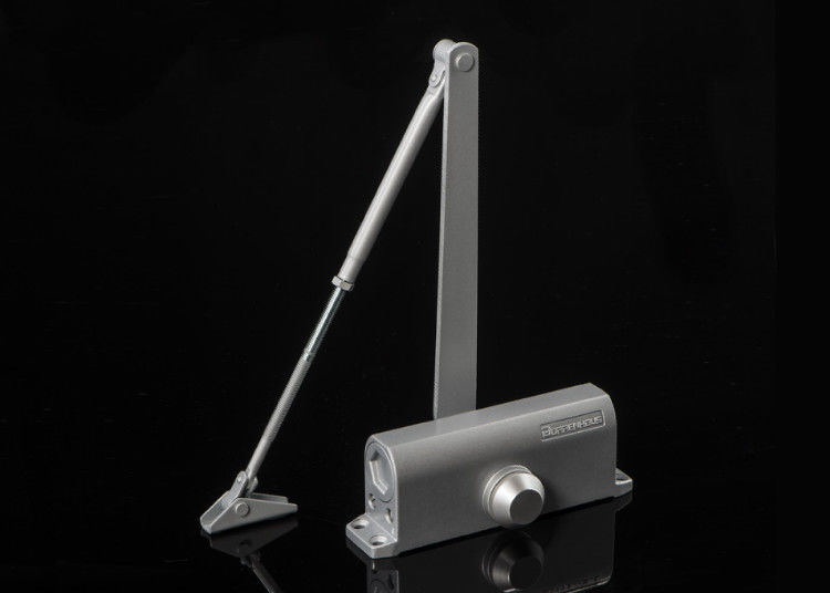 Medium Duty Residential Door Closer Size 4 For 60 - 85kg Outside Wooden Door